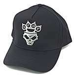 Five Finger Death Punch - Logo Baseball Sonic Silver (Cappellino)