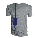 Doctor WHO: Tardis Hang (T-SHIRT Uomo )