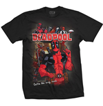 DEADPOOL: Homage (T-SHIRT Unisex )