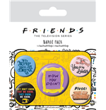 Friends - Quotes (Badge Pack)