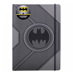 Batman (Black Logo) A4 Notebook