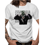 Dc COMICS: BATMAN: Sinister Joker (T-SHIRT Unisex )