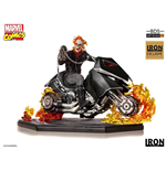 Statua Ghost Rider Comics Series 1/10 St