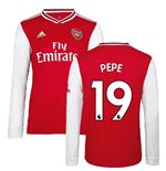 T-shirt manica lunga Arsenal 2019-2020 Home
