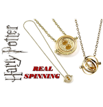 Collana Hp Time Turner Necklace 30 Mm