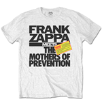 T-shirt Frank Zappa unisex - Design: The Mothers of Prevention