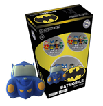 Figura Batmobile Super Dough Vehicles Diy