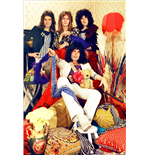 Queen: Band (Poster Maxi 61x91,5 Cm)