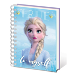 Frozen 2 (Sisters) A5 Notebook (Quaderno)