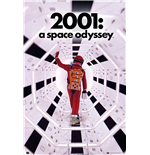 2001: A Space Odyssey  (Maxi Poster 61x91,50 Cm)