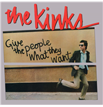 Vinile The Kinks  - Give The People What They Want