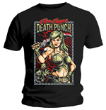 Five Finger Death PUNCH: Assassin (T-SHIRT Unisex )