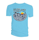 Doctor WHO: Mount Timelord  (T-SHIRT Unisex )