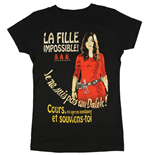 Doctor WHO: La Fille Impossible (T-SHIRT Donna )
