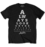 Monty Python - Bright Side Eye Test (T-SHIRT Uomo )