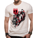 Justice League MOVIE: Distortion (T-SHIRT Unisex )