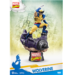 Statua D-SELECT Marvel Comics Wolverine St