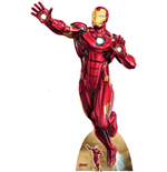Sagomato Lifesize Avengers Iron Man TAKE-OFF Cutout