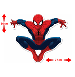 Sagomato Da Muro Ultimate SPIDER-MAN Wall Mounted Cut Out