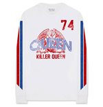 T-shirt manica lunga Queen 380214