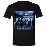RIVERDALE: Cover Black (T-SHIRT Unisex )