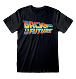 Back To The FUTURE: Vintage Logo (T-SHIRT Unisex )