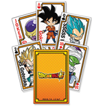 Dragon Ball Super - Resurrection F Playing Cards