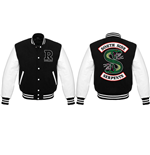 RIVERDALE: Southside Serpents Black (giacca College Unisex )