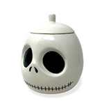 Nightmare Before Christmas (The): Jack Head -Ceramic Cookie Jar- (Contenitore Biscotti Ceramica)