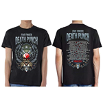 Five Finger Death PUNCH: Wingshield Fall 2017 Tour (ex TOUR) (T-SHIRT Unisex )