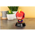 Lampada 3D Captain Marvel