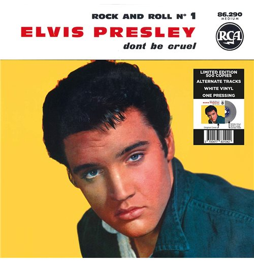 "Vinile Elvis Presley - Rock And Roll No. 1 (White Vinyl) (7"")"