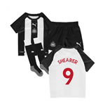 Kit da calcio per bambino Newcastle Falcons 2019-2020 Home
