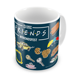Friends Puzzle (Tazza)