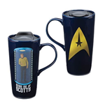 Star Trek: Two To Beam Up -Mug- (Tazza)