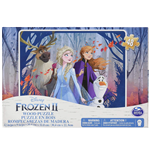 Spin Master 6053102 - Frozen 2 - Puzzle In Legno 48 Pz