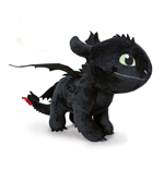 Peluche How to Train Your Dragon 383227