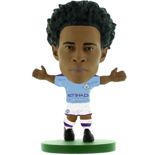 Action figure mini Manchester City 383388