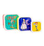 Toy Story Set Of 3 Snack Boxes