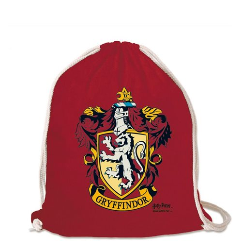 Borsa da ginnastica Harry Potter