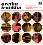 Vinile Aretha Franklin - The Atlantic Singles Collection 1968 (4 Lp) (Black Friday 2019)