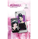 Imagicom Phonedsid05 - Audrey Stickers For Mobile