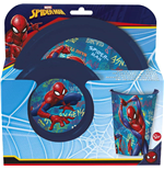 Spider-Man - Graffiti - Set Tavola 3 Pz