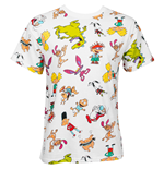 T-shirt NickToons da uomo
