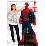 Sagomato Lifesize Marvel Spiderman Cutout