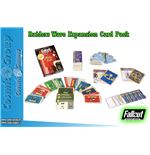 Wargame Fww  Raiders Wave Expansion Card Pack