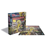 Iron Maiden - Killers (500 Piece Jigsaw Puzzle)