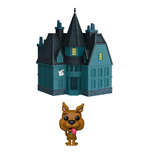 Funko Pop! Town: - Scooby Doo - Haunted Mansion