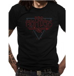 Foo Fighters (THE) - Disco Outline (T-SHIRT Unisex )