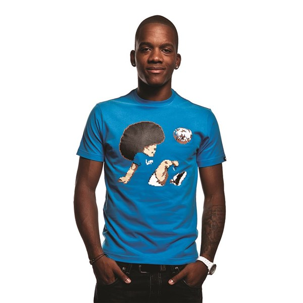 T-Shirt Funky Football